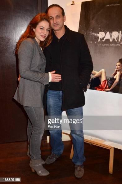 Emilie Dequenne and Michel Ferracci...
