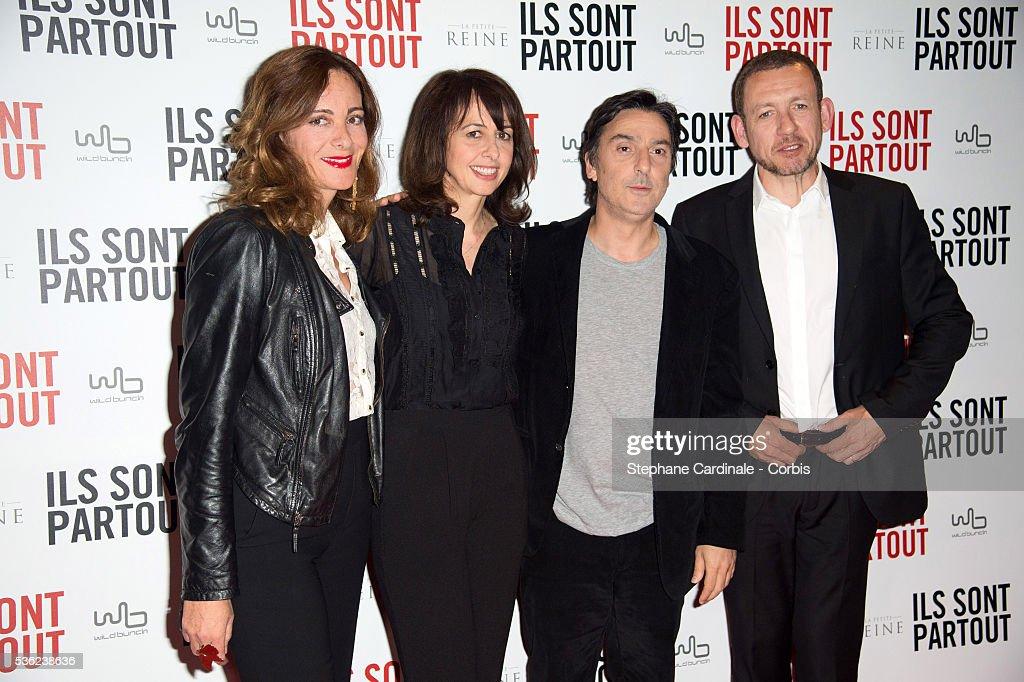 """""""Ils sont Partout"""" Paris Premiere At Cinema Gaumont Capucines"""
