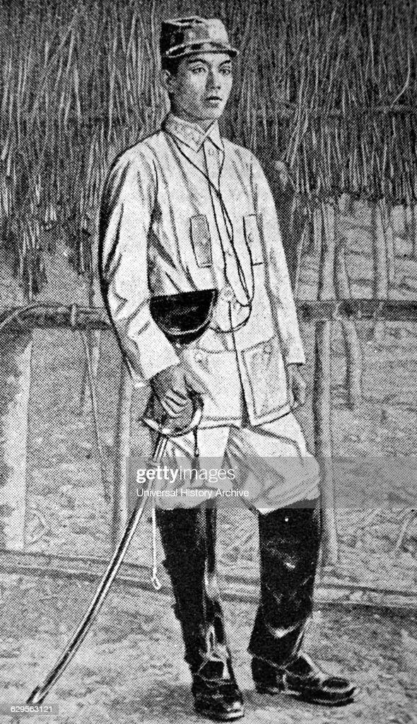 Emilio Aguinaldo y Famy Filipino revolutionary, politician ...