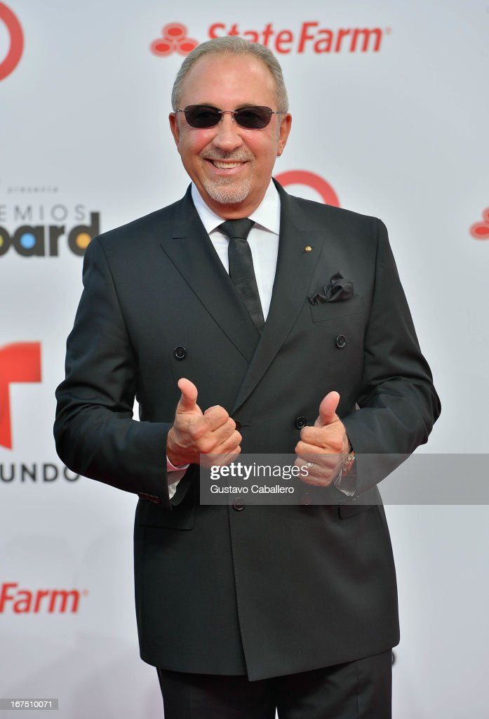 <a gi-track='captionPersonalityLinkClicked' href=/galleries/search?phrase=Emilio+Estefan&family=editorial&specificpeople=210517 ng-click='$event.stopPropagation()'>Emilio Estefan</a> arrives at Billboard Latin Music Awards 2013 at Bank United Center on April 25, 2013 in Miami, Florida.