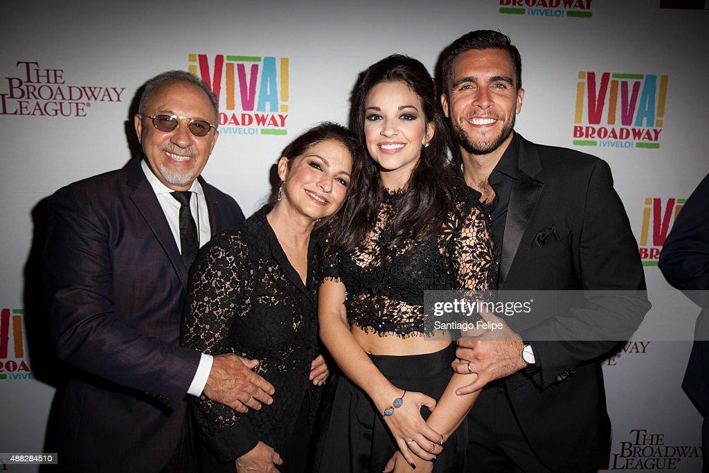 Gloria Estefan And Miami Sound Machine: A Benefit Concert for Viva Broadway