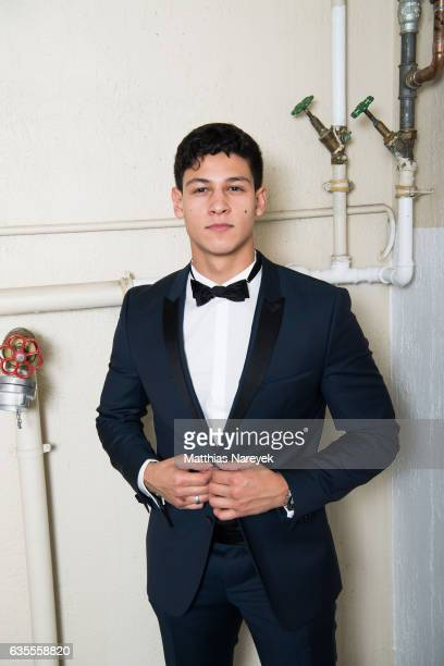 Emilio Sakraya attends the Off Berlinale Party with Woolrich during the 67th Berlinale International Film Festival Berlin at on February 15 2017 in...