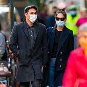 Celebrity Sightings In New York City - September 22,...