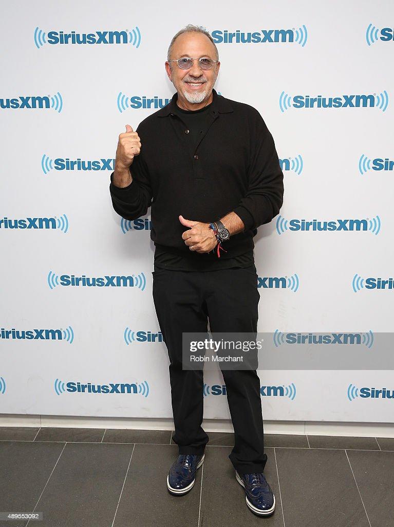 Celebrities Visit SiriusXM Studios - September 22, 2015