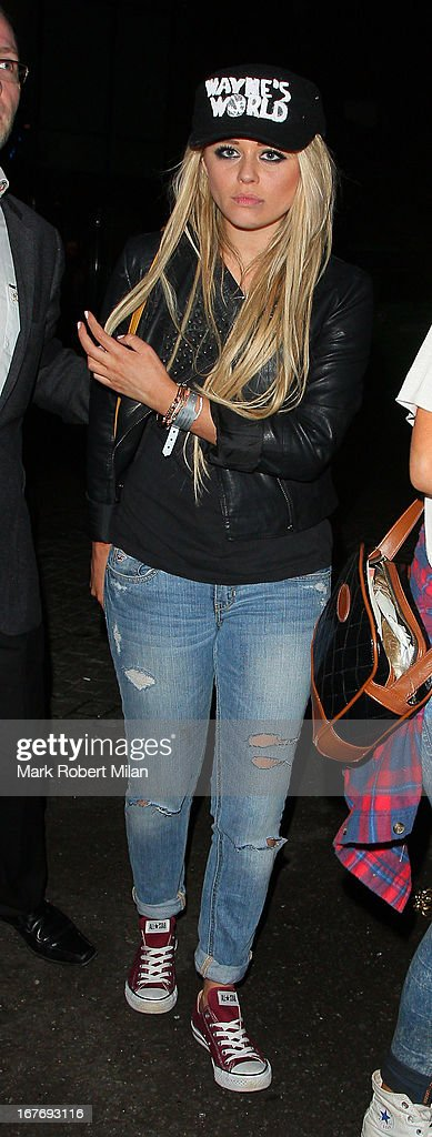 Emily Atack at Gilgamesh on April 27, 2013 in London, England.