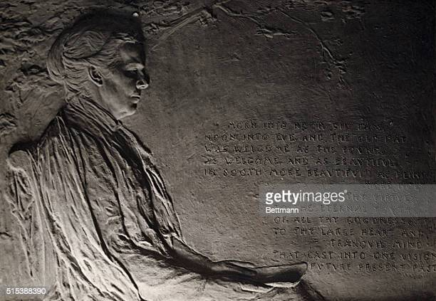 Emily Blackwell First woman doctor of medicine of modern times Stone Relief