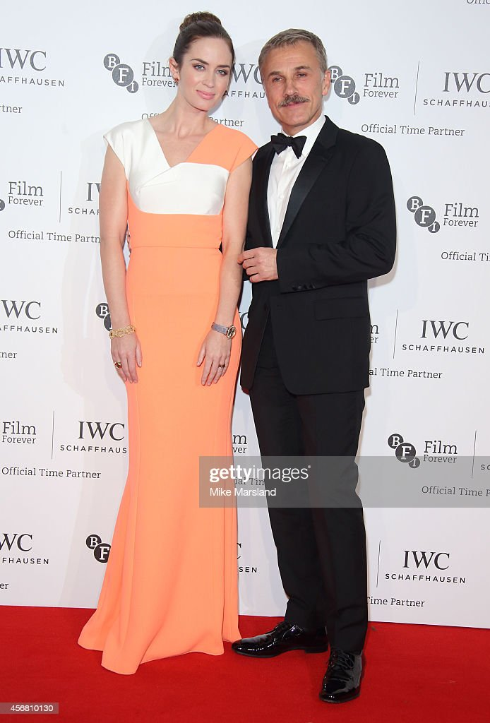 IWC Gala Dinner In Honour Of The BFI - Red Carpet Arrivals