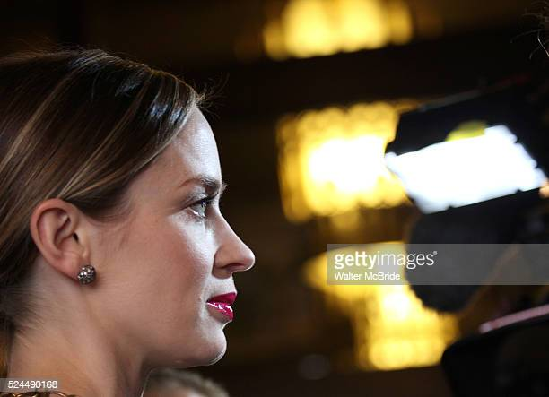 Emily Blunt attending the The 2012 Toronto International Film FestivalRed Carpet Arrivals for 'To The Wonder' at the Princess of Wales Theatre in...