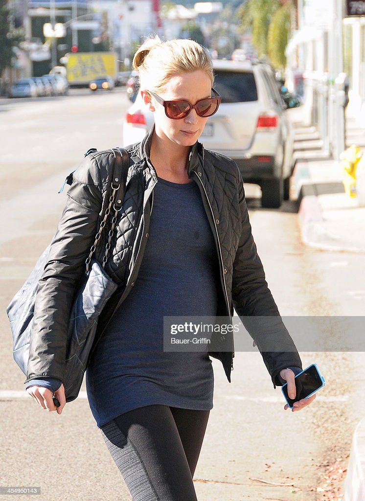 <a gi-track='captionPersonalityLinkClicked' href=/galleries/search?phrase=Emily+Blunt&family=editorial&specificpeople=213480 ng-click='$event.stopPropagation()'>Emily Blunt</a> is seen on December 10, 2013 in Los Angeles, California.