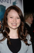 Emily Browning during Literacy Partners' Special Screening of Lemony Snicket's A Series Of Unfortunate Events at Clearview Beekman Theater in New...