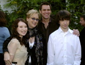Emily Browning Meryl Streep Jim Carrey and Liam Aiken