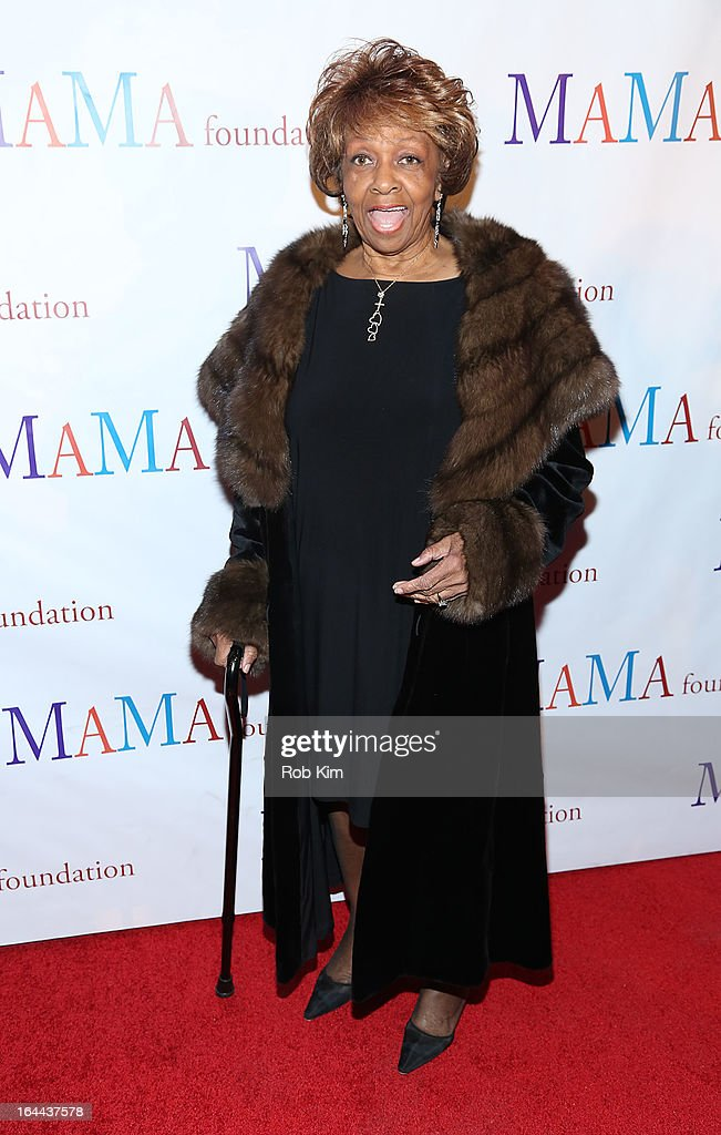 Emily 'Cissy' Houston attends 'Mama I Want To Sing' 30th Anniversary Gala Celebration at The Dempsey Theatre on March 23, 2013 in New York City.