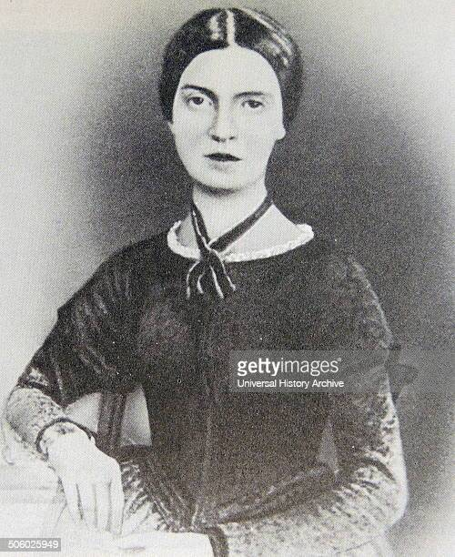 Biography Emily Dickinson