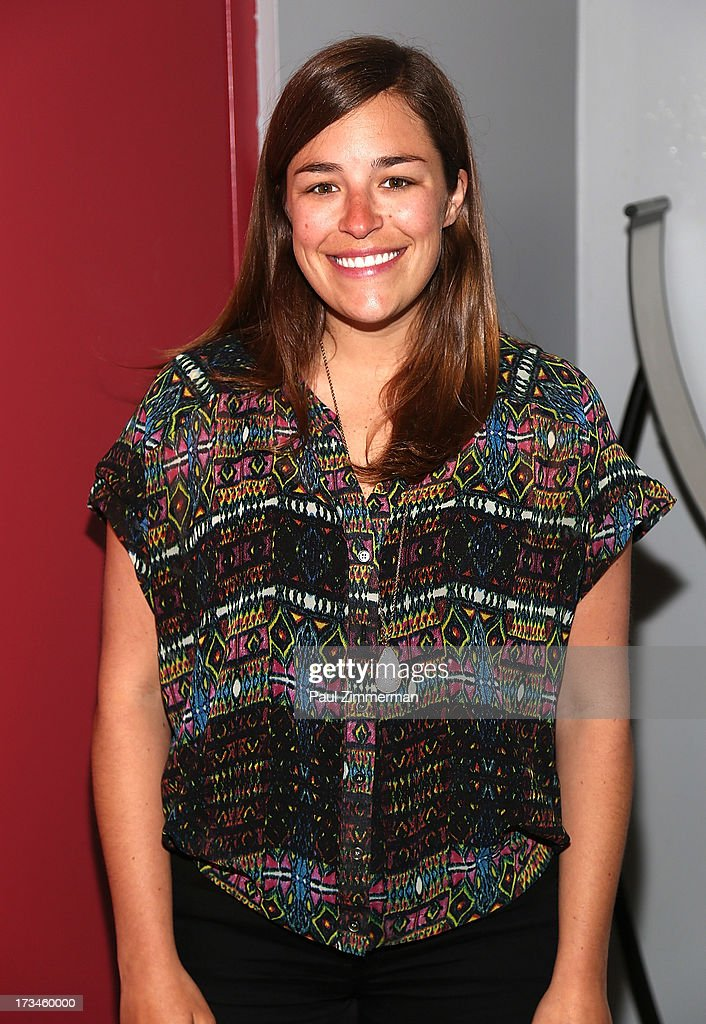 Emily Doe attends the Sundance Institute NY Short Film Lab at BAM Rose Cinemas on July 14, 2013 in the Brooklyn borough of New York City.