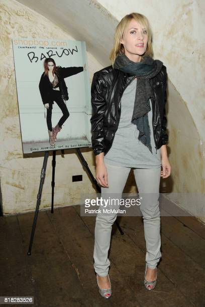 Emily Haines attends SHOPBOPCOM Party to Celebrate the Launch of BARLOW at Los Feliz on February 24 2010 in New York City