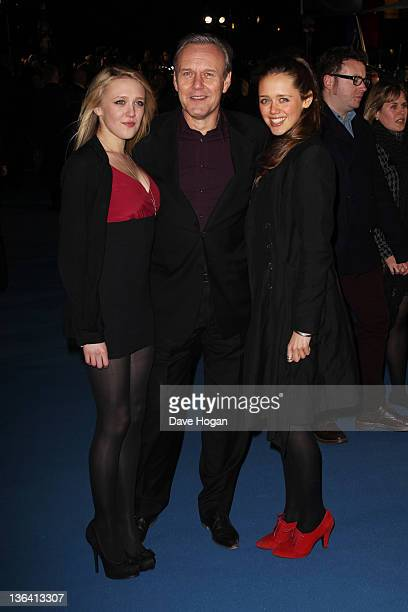 Emily Head and Anthony Head attend the European Premiere of The Iron Lady at The BFI Southbank on January 4 2012 in London United Kingdom