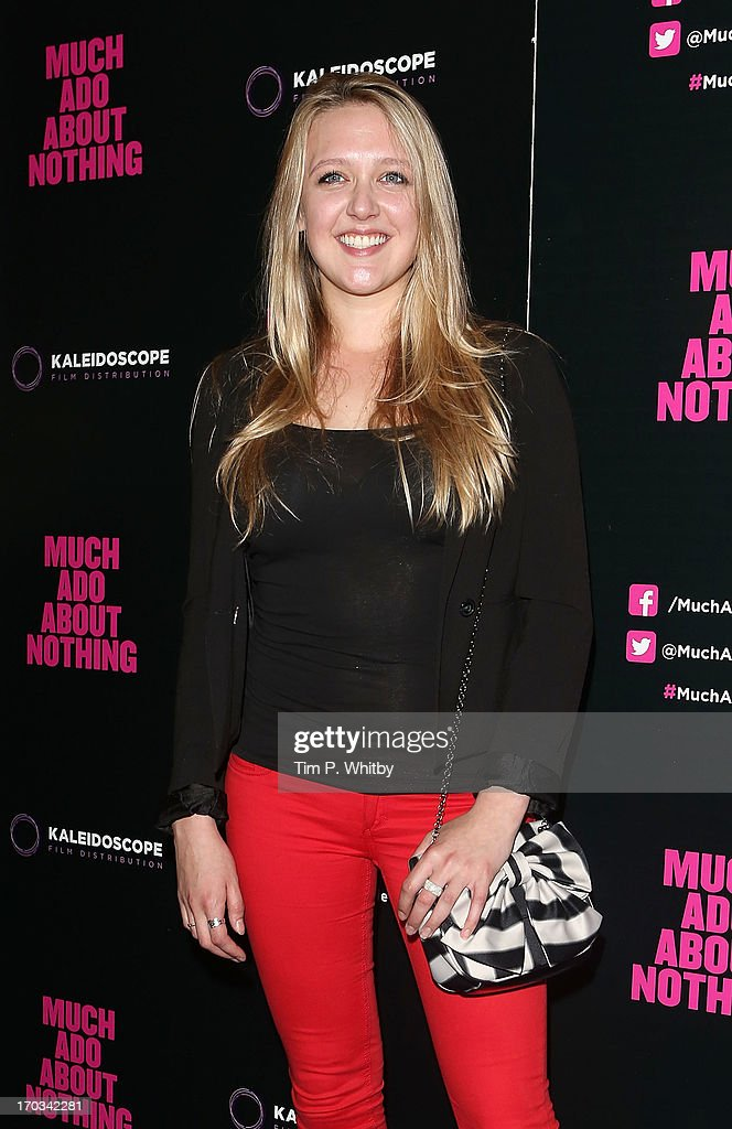 <a gi-track='captionPersonalityLinkClicked' href=/galleries/search?phrase=Emily+Head&family=editorial&specificpeople=604172 ng-click='$event.stopPropagation()'>Emily Head</a> attends the gala screening of 'Much Ado About Nothing' at Apollo Piccadilly Circus on June 11, 2013 in London, England.