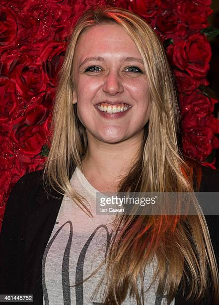 Emily Head attends the press night of 'Women on the Verge of a Nervous Breakdown' at Playhouse Theatre on January 12 2015 in London England