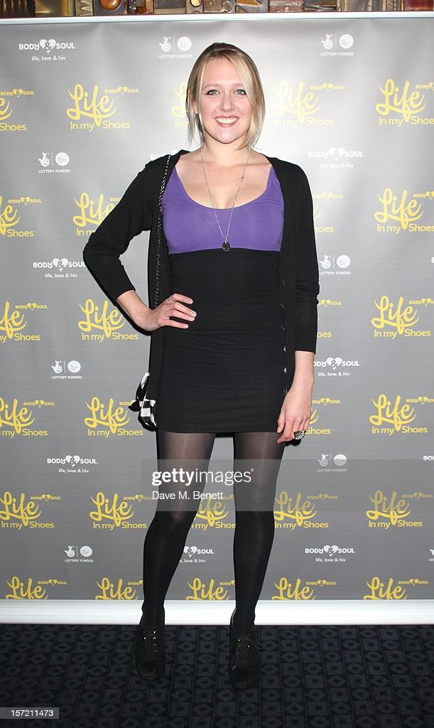 Emily Head attends the Undefeated UK Film Premiere on November 29, 2012 in London, England.