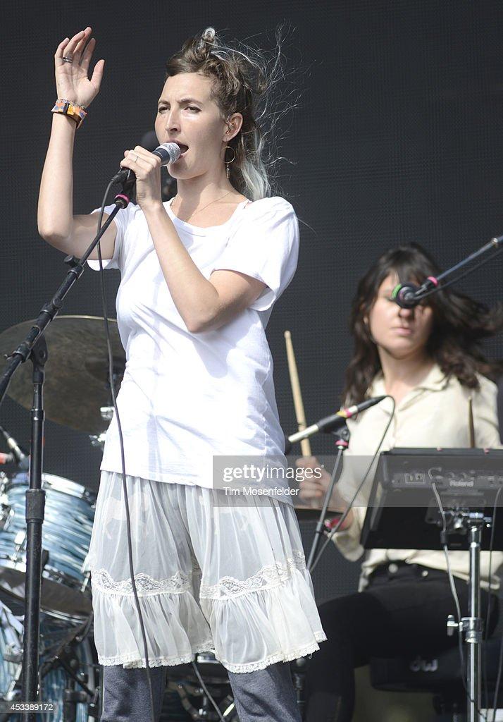 Outside Lands Music Festival 2014 - Day 1