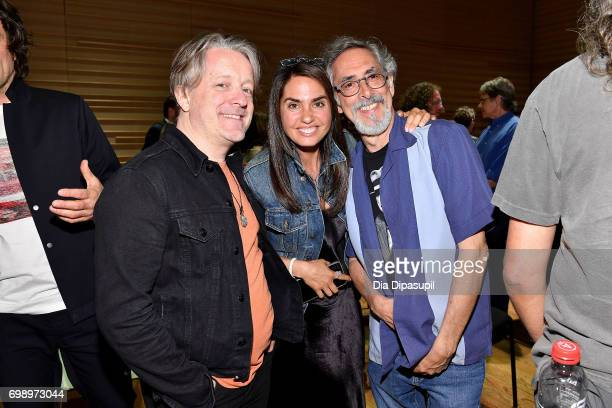 Emily Lazar and guests attend the GRAMMY Pro Art of the Craft The Listening Sessions at The DiMenna Center on June 20 2017 in New York City