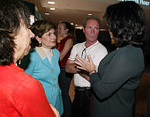 Emily Levine Gloria Allred Peter Mullan and Mavis Leno *Exclusive*