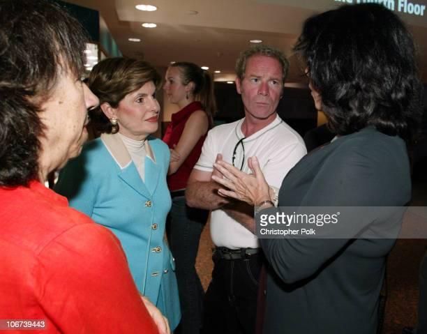 Emily Levine Gloria Allred Peter Mullan and Mavis Leno *Exclusive*
