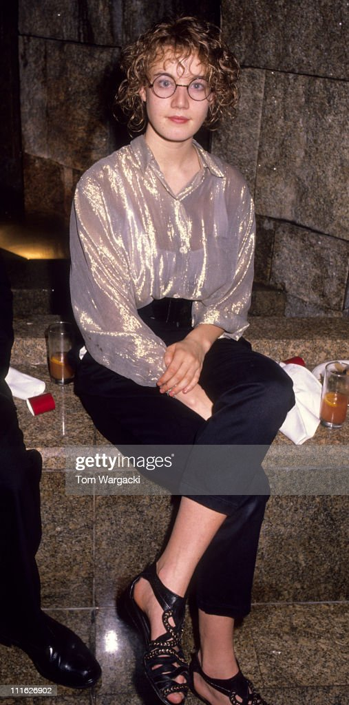 "Emily Lloyd at Party for First Night of ""Miss Saigon"" - September 8, 1989"