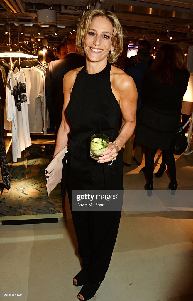 <a gi-track='captionPersonalityLinkClicked' href=/galleries/search?phrase=Emily+Maitlis&family=editorial&specificpeople=531080 ng-click='$event.stopPropagation()'>Emily Maitlis</a> attends the London Evening Standard Londoner's Diary 100th Birthday Party in partnership with Harvey Nichols at Harvey Nichols on May 25, 2016 in London, England.
