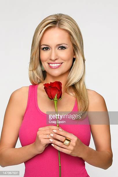 THE BACHELORETTE Emily Maynard the beautiful sweet young mom who captured America's and Brad Womack's heart on the 15th season of 'The Bachelor'...