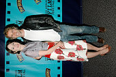 Emily Mortimer and Alessandro Nivola during 2005 Los Angeles Film Festival 'Junebug' Screening at Directors Guild of America in Los Angeles...