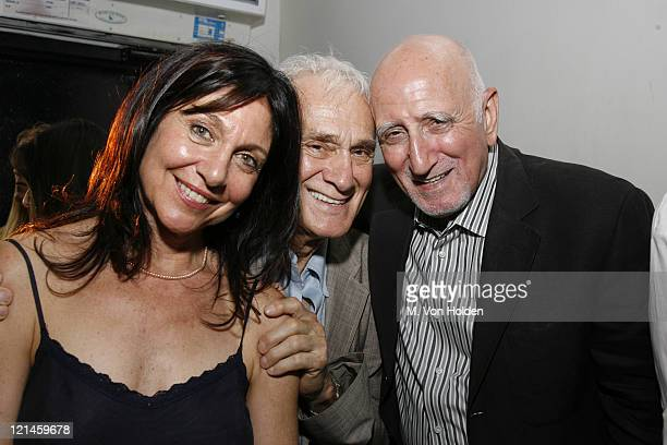 Emily Nash Dick Latessa and Dominic Chianese during The Great New Wonderful Premiere to Benefit Creative Alternative of New York at Angelika Film...