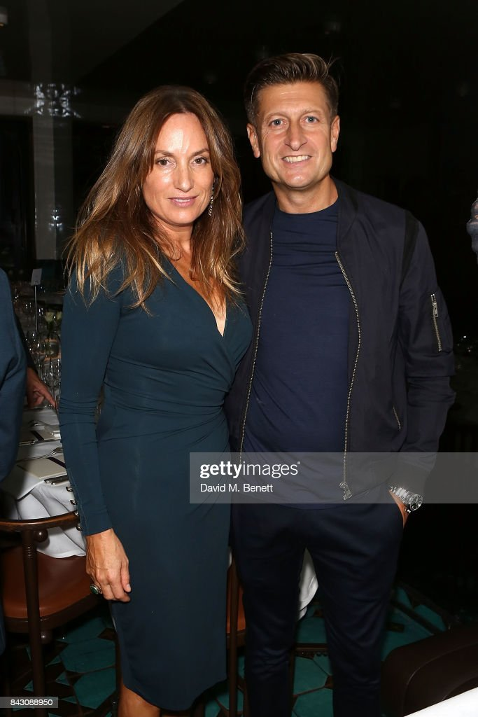 Emily Oppenheimer Hosts Private Dinner For The South London Gallery At Mr. Chow