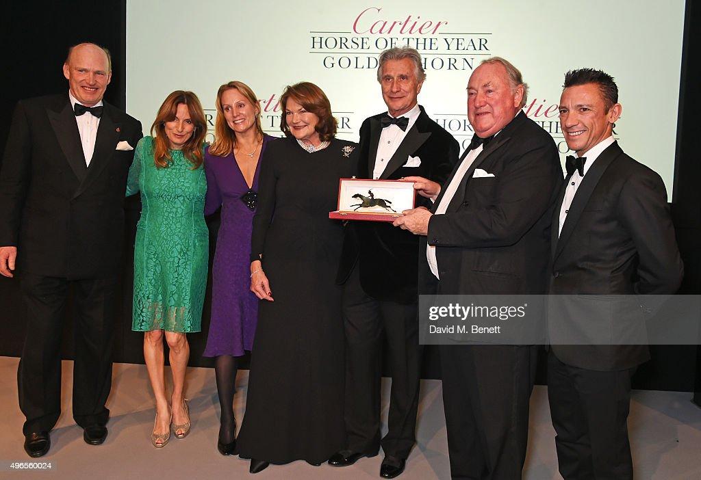 The Cartier Racing Awards 2015