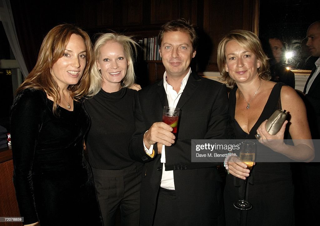 Links between Murdoch/Freud family and Oppenheimer/Hodge family? Emily-oppenheimer-with-matthew-freud-and-guests-attend-the-hospital-picture-id72078859