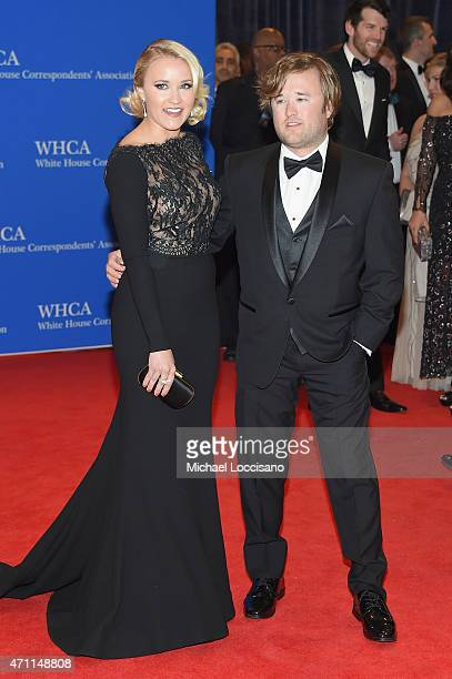 Emily Osment and Haley Joel Osment attend the 101st Annual White House Correspondents' Association Dinner at the Washington Hilton on April 25 2015...