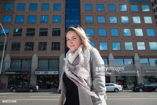 Emily Pickles is part of the GTA's rising condo landscape She bought a condo in Burlington