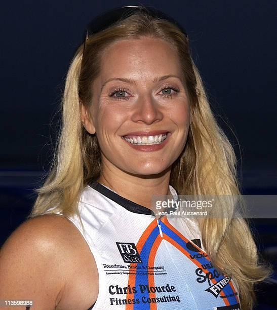 Emily Procter during 17th Annual Nautica Triathlon Benefitting The Elizabeth Glaser Pediatric Aids Foundation at Zuma Beach in Malibu California...