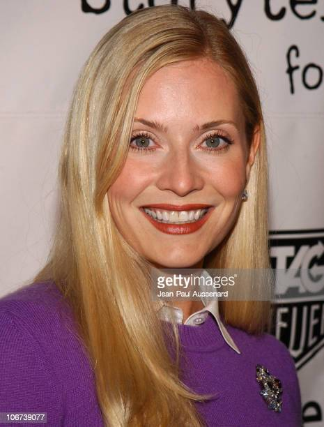 Emily Procter during The Cast of 'The OC' at Esquire House Los Angeles to Benefit Young Storytellers Program Arrivals at Esquire House Los Angeles in...