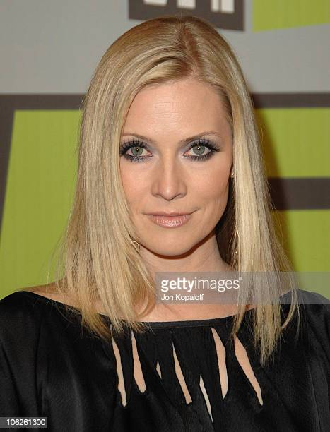 Emily Procter during VH1 Big in '06 Arrivals at Sony Studios in Culver City California United States