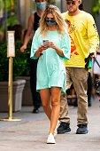 Celebrity Sightings In New York City - June 27, 2020