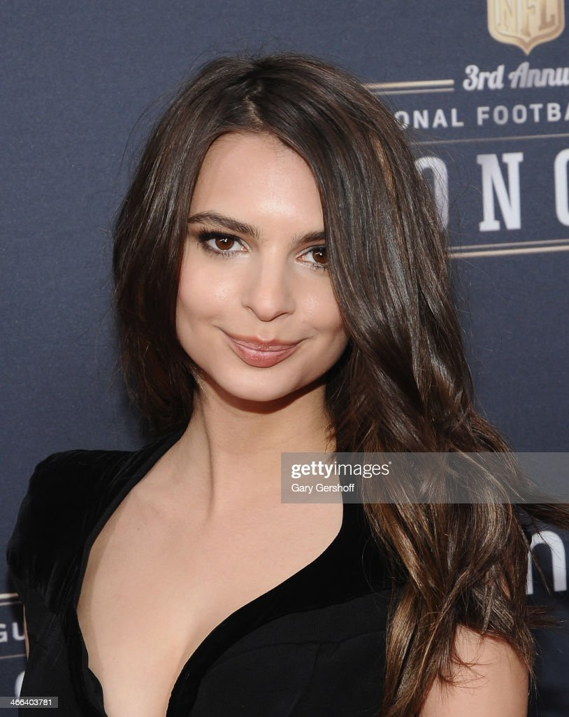 <a gi-track='captionPersonalityLinkClicked' href=/galleries/search?phrase=Emily+Ratajkowski&family=editorial&specificpeople=9198518 ng-click='$event.stopPropagation()'>Emily Ratajkowski</a> attends the 3rd Annual NFL Honors at Radio City Music Hall on February 1, 2014 in New York City.