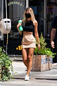 Celebrity Sightings In New York City - July 12, 2020