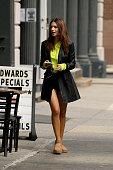 Celebrity Sightings In New York City - September 11,...