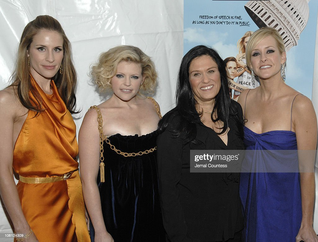 Emily Robison Emily Robison Natalie Maines And Martie Maguire Of The Dixie Chicks Picture Id106124309