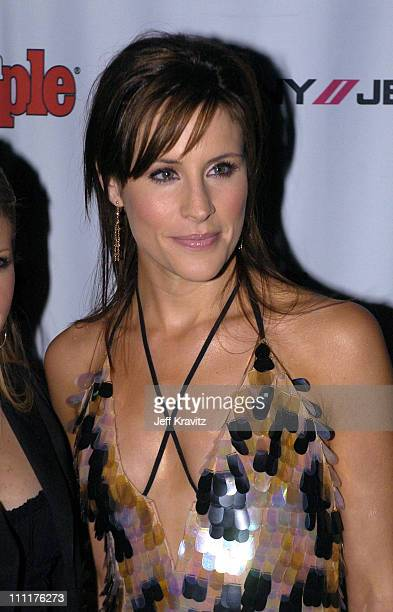 Emily Robison of the Dixie Chicks during The 11th Annual Rock the Vote Awards VIP Dinner at The Palladium in Hollywood California United States