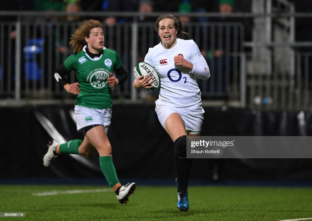 Ireland Women v England Women - Womens Six Nations