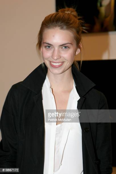Emily Senko attends 'The Transformation of ENRIQUE MIRON as El Diablo' by PAUL ROWLAND at 548 W 22nd St on April 29 2010 in New York