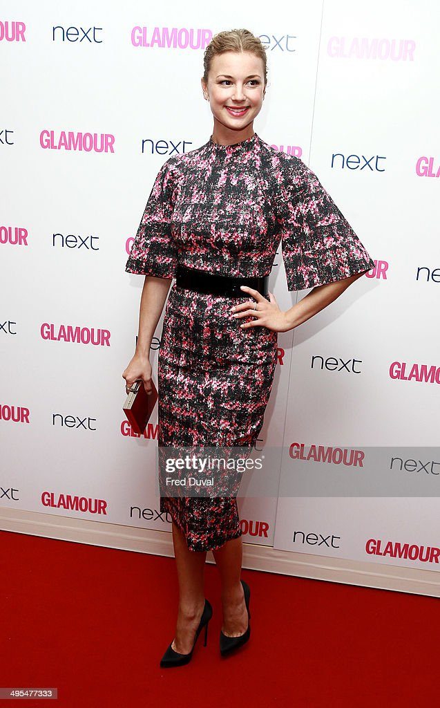 Emily Vancamp attends the Glamour Women of the Year Awards at Berkeley Square Gardens on June 3, 2014 in London, England.