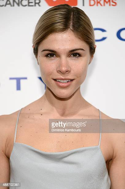 Emily Weiss attends the 2014 Delete Blood Cancer Gala Honoring Evan Sohn and the Sohn Conference Foundation at Cipriani Wall Street on May 7 2014 in...